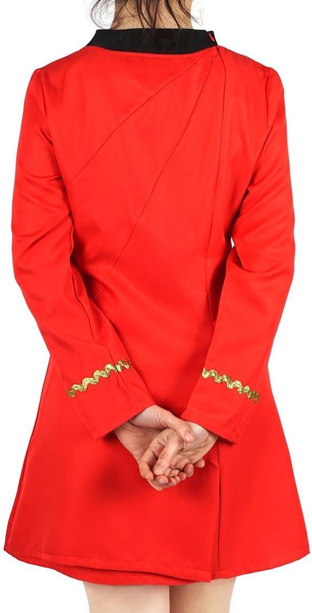 KeySmart Vestito a forma di stella di Nyota Uhura