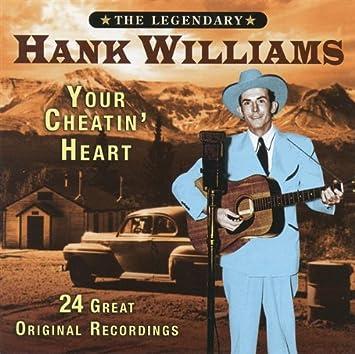 Amazon   Your Cheatin' Heart   Hank Williams   カントリー   音楽