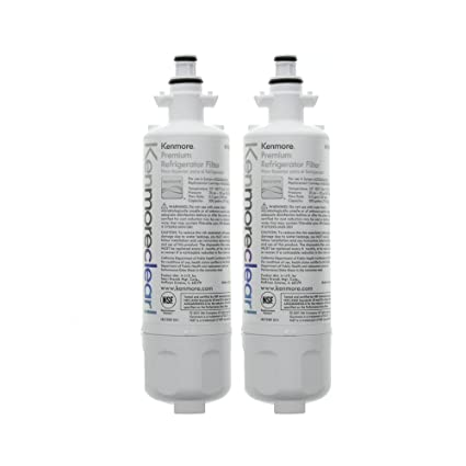 Amazon Kenmore 9690 Refrigerator Water Filter Clear 2 Pack
