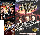 On The Bounce Starship Troopers 1 & Marauder Action/Sci-Fi Movie Pack