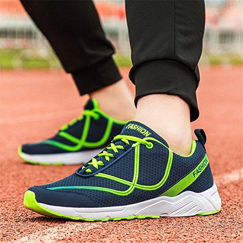 ... TORISKY Herren Sportschuhe Laufschuhe Turnschuhe Sneakers Leichtes  Schuhe Ruinning Shoes Grün ... ab516911b0
