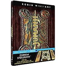 JUMANJI Blu-ray Steelbook
