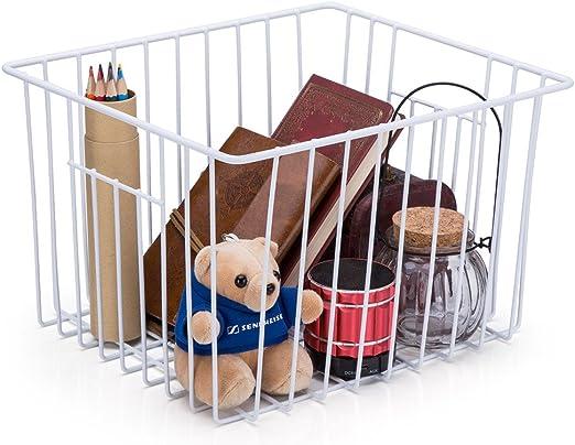 SANNO Organizador de los compartimientos de la cesta del ...