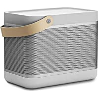 BANG & OLUFSEN BO1280346 BeoPlay Beolit 17 Portable Bluetooth Speaker, Natural