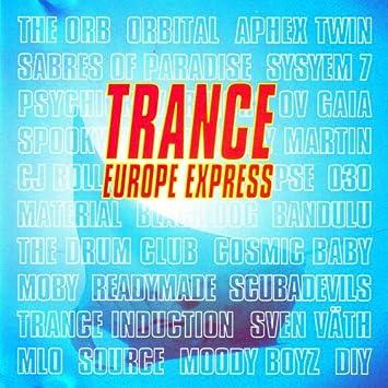 Trance Europe Express 1