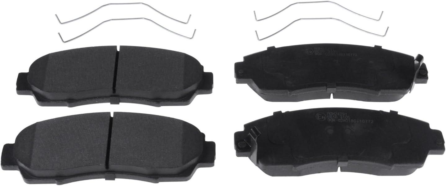 pack of four Blue Print ADG04289 Brake Pad Set