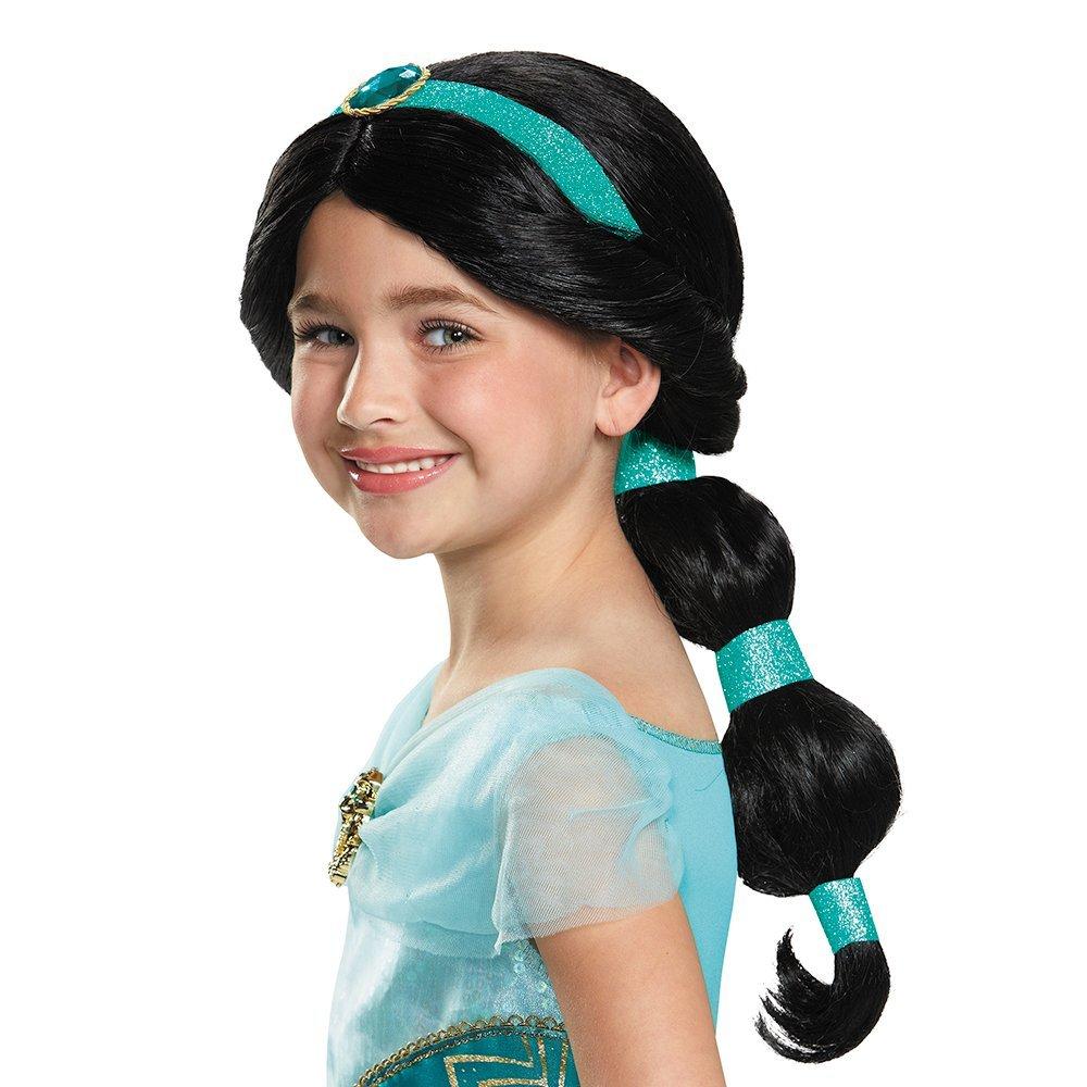Disguise Child Jasmine Wig One Size Child 65377