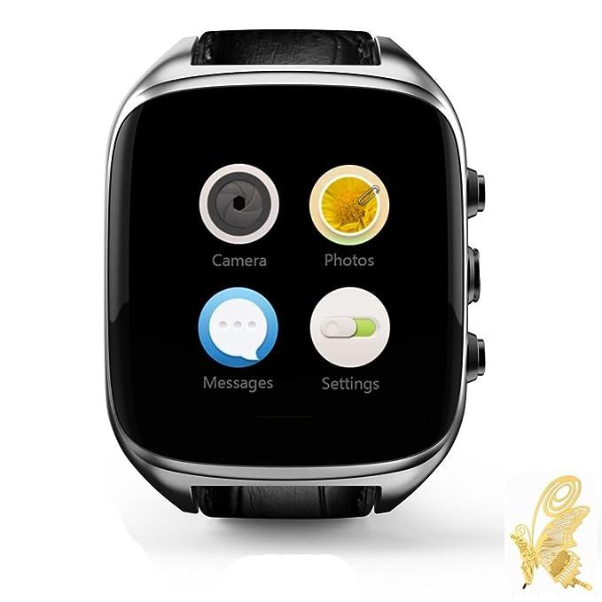 Tomlov X01S inteligente WiFi Bluetooth del teléfono del reloj con ...