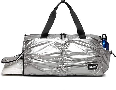 Fun Light Show Dance Bar Travel Lightweight Waterproof Foldable Storage Carry Luggage Large Capacity Portable Luggage Bag Duffel Bag