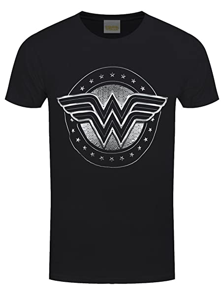 Wonder Woman - Camiseta - Estampado - Unisex adulto: Amazon.es: Ropa y accesorios