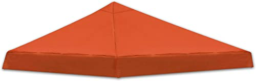 Strong Camel Canopy Replacement Top 8 X8 Canopy Cover for Pop UP Tent Slant Leg Frame TOP ONLY TRC
