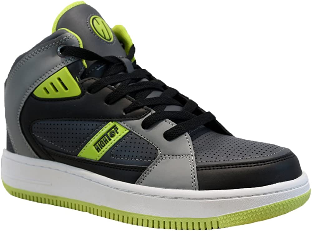 HIGHTOP Mens Safety Work Boots MID Sole