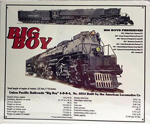 revell big boy locomotive - 3