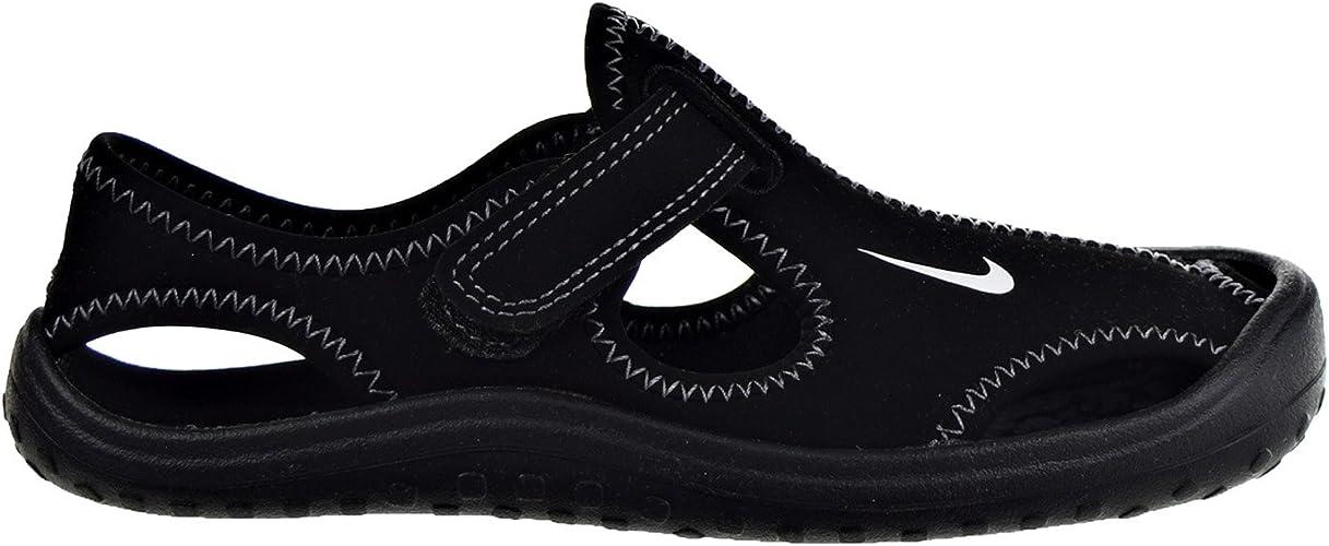 mejores ofertas en moda caliente al por mayor online Amazon.com | Nike Sunray Protect (PS) Little Kid's Shoes Black ...