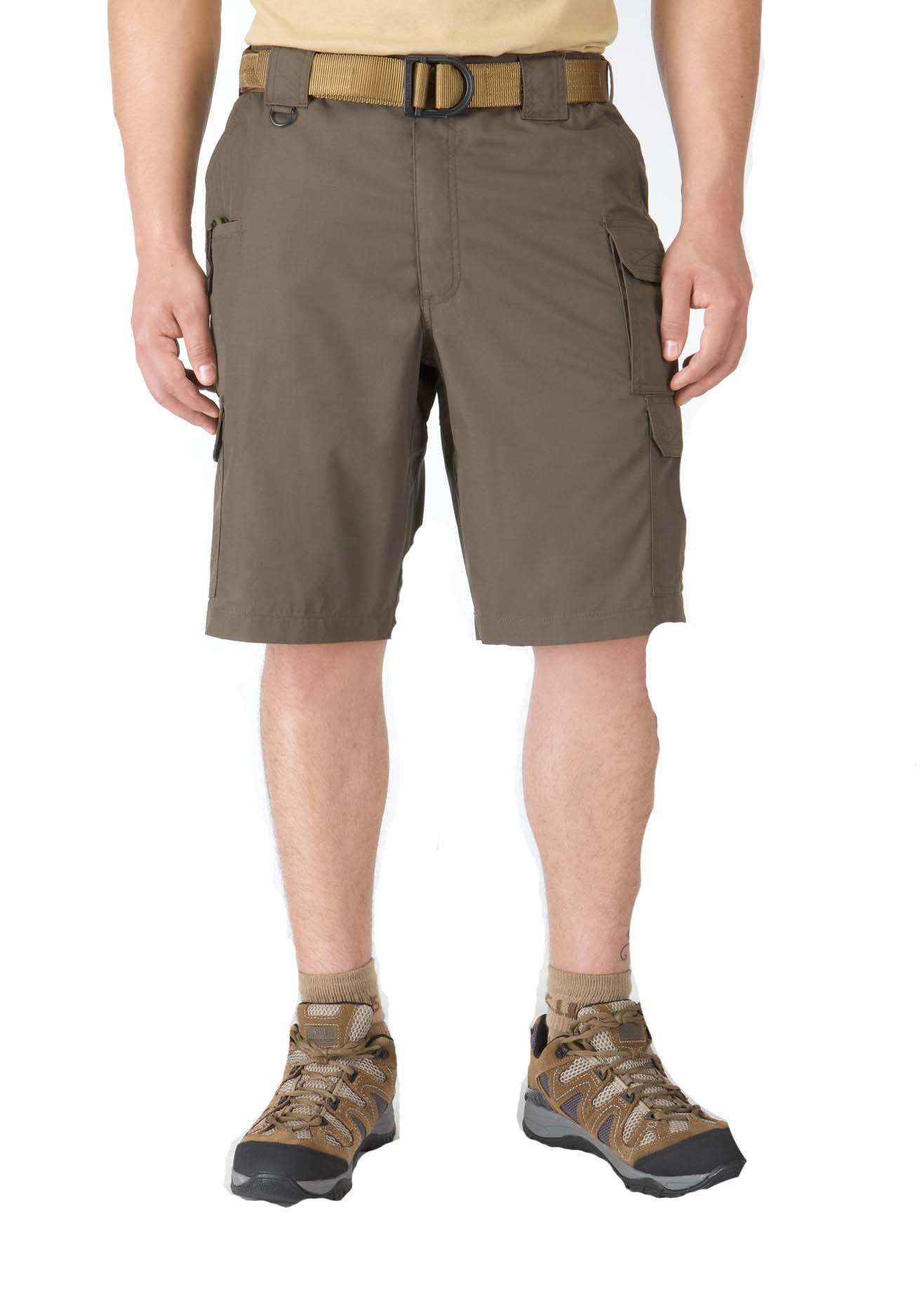 5.11 Tactical Taclite Shorts,Tundra,36