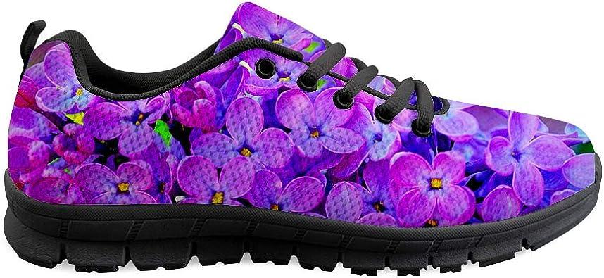 Shinelly - Zapatillas Deportivas para Hombre, diseño de Flores, Transpirables, Ligeras: Amazon.es: Zapatos y complementos