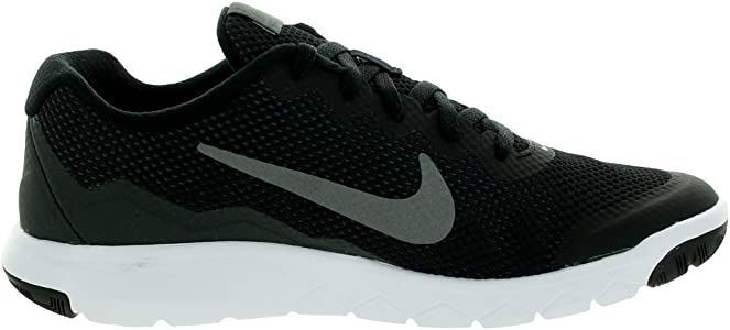 wholesale dealer 75d71 b1a8f Nike Men s Flex Experience RN 4 (Black Mtlc Drk Gry Anthracite White) Running  Shoe, 7 B(M) US. Nike Men s Flex Experience RN 4 (Black Mtlc ...