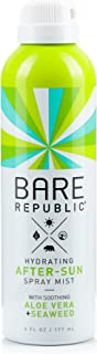 product image for Bare Republic Moisturizing Aloe Vera & Seaweed After-Sun Spray (6 oz)