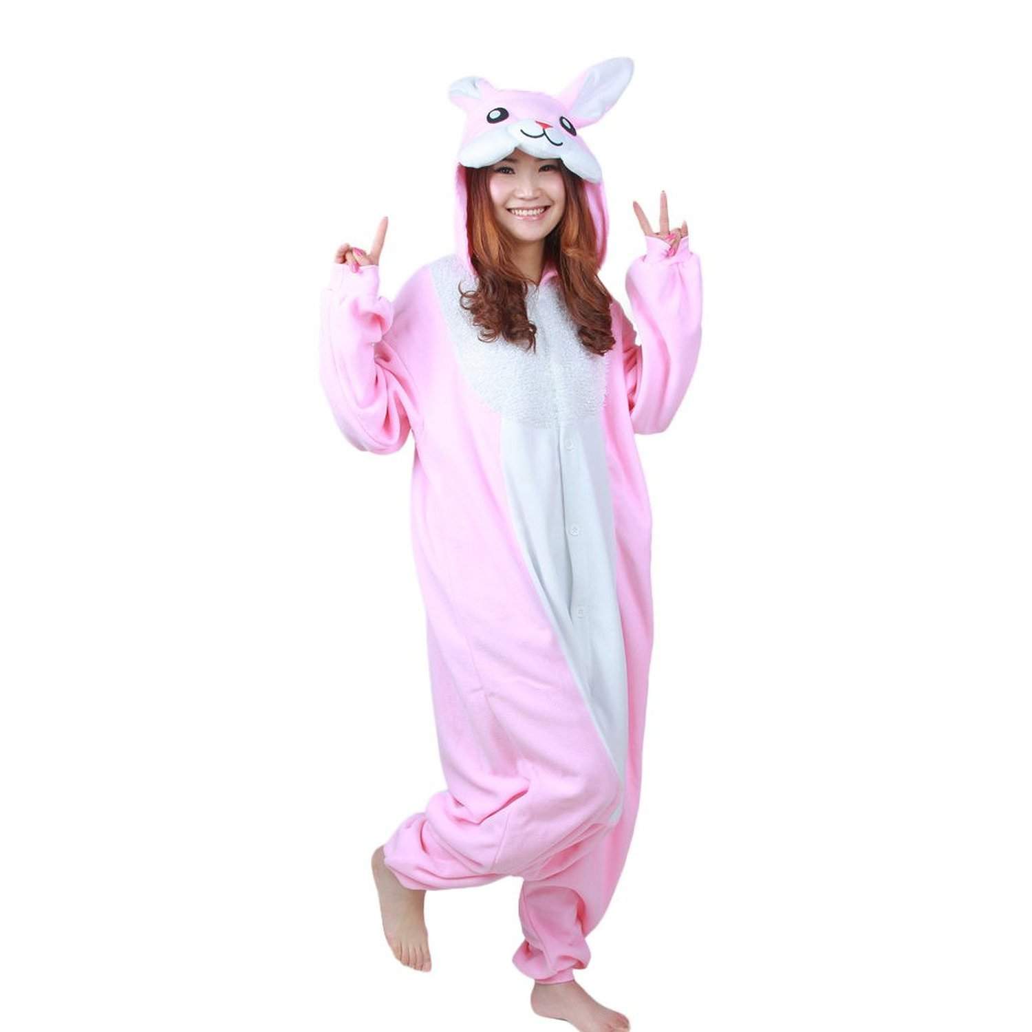 SZTARA Unisex Halloween Fancy Dress Kigurumi Pyjamas Anime Costume Cartoon Sleepwear Christmas Onesie