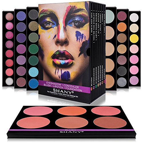 "SHANY The Masterpiece 7 Layers All In One Makeup Set -""Original"""
