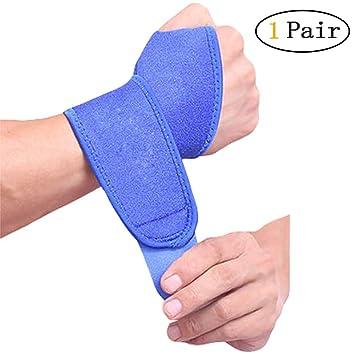 08460f844f1c Zhongke Wrist Wraps-Levantamiento de Pesas Soporte de muñeca para ...
