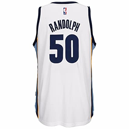 1d8ccd68b Zach Randolph Memphis Grizzlies NBA Adidas White Official Climacool Home Swingman  Jersey For Men (S