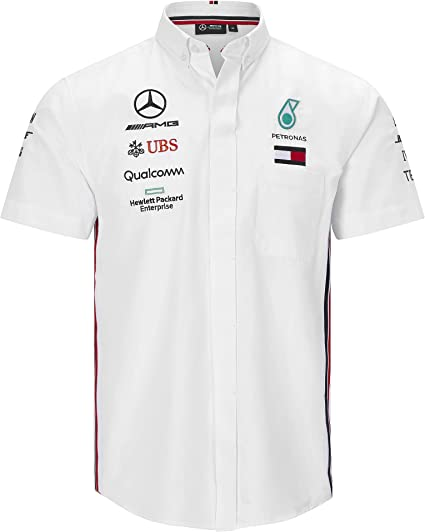 Mercedes-AMG Petronas Motorsport 2019 F1™ Camisa Manga Corta del ...