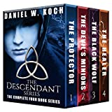 The Descendant Series: The Complete Four Book Series