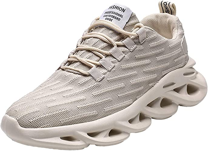Men/'s Trainers Breathable Sports Running Shoes Outdoor Jogging Walking Sneakers