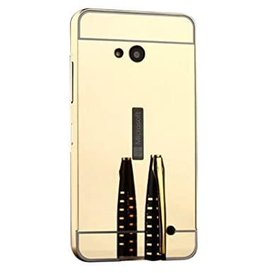 separation shoes 50e54 323e7 YANINA Ultra Aluminum Metal Bumper for Microsoft Lumia 640 Case 2 in ...