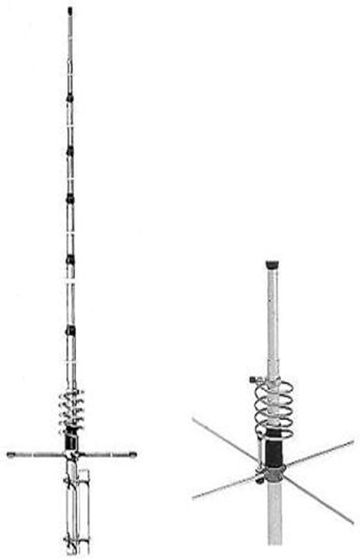 Sirio Tornado 50 – 60 Omni-direccional 6 M, 50 MHz Vertical ...