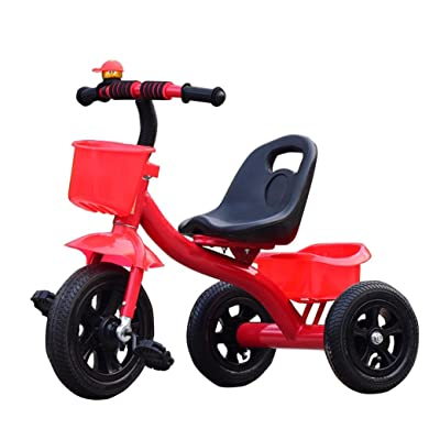 QLL-Des vélos pour enfants Sport en plein air Tricycle bébé chariot vélo  enfant jouet 4c3c0c371bae