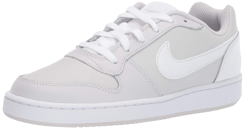 Mehrfarbig (Vast grau Weiß 000) Nike Herren Ebernon Low Basketballschuhe, SchwarzWeißszlig;