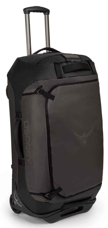 Osprey Rolling Transporter 90 Unisex Durable Wheeled Travel Pack - Black (O/S) Osprey Europe Limited 10001716