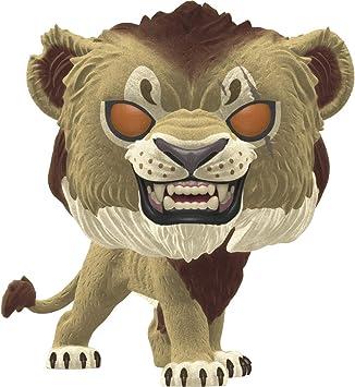 The Lion King-SCAR-Vinyle Flocked NEUF 548 Funko POP