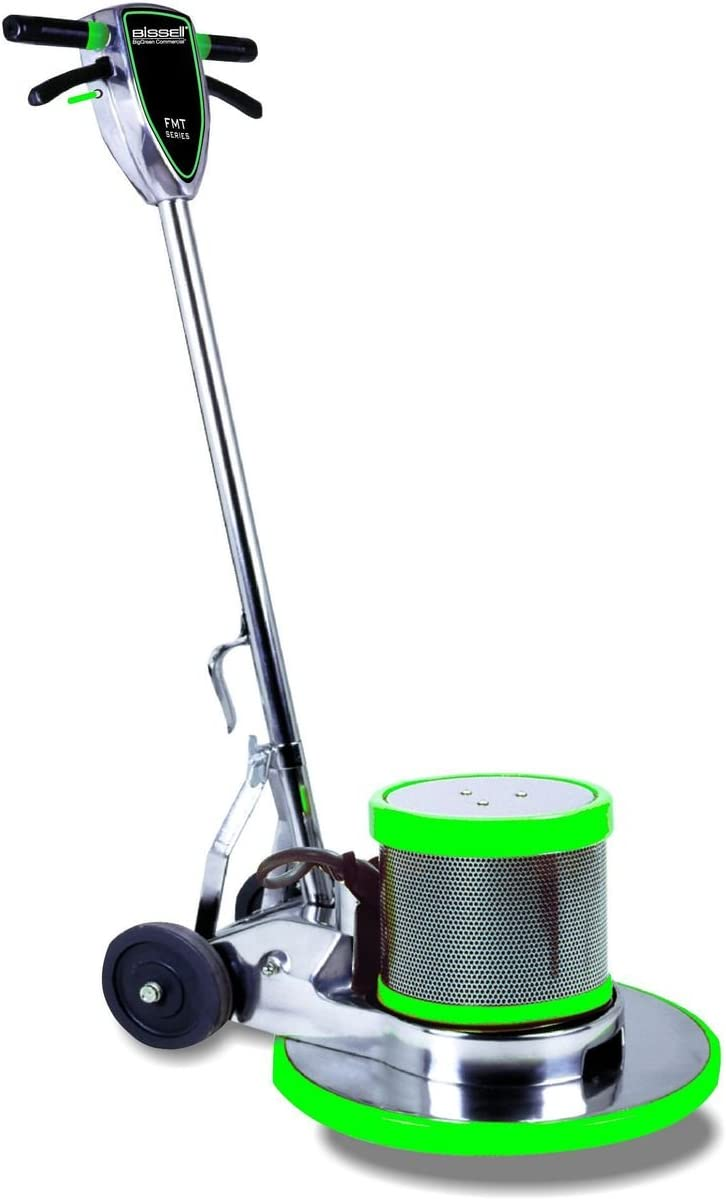 Bissell Big Green Commercial 17in. PRO FMT Dual-Speed Floor Machine - 1.5 HP, Model Number BGTS-17