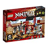 LEGO Ninjago 70591 Kryptarium Prison Breakout Building Kit (207 Piece)