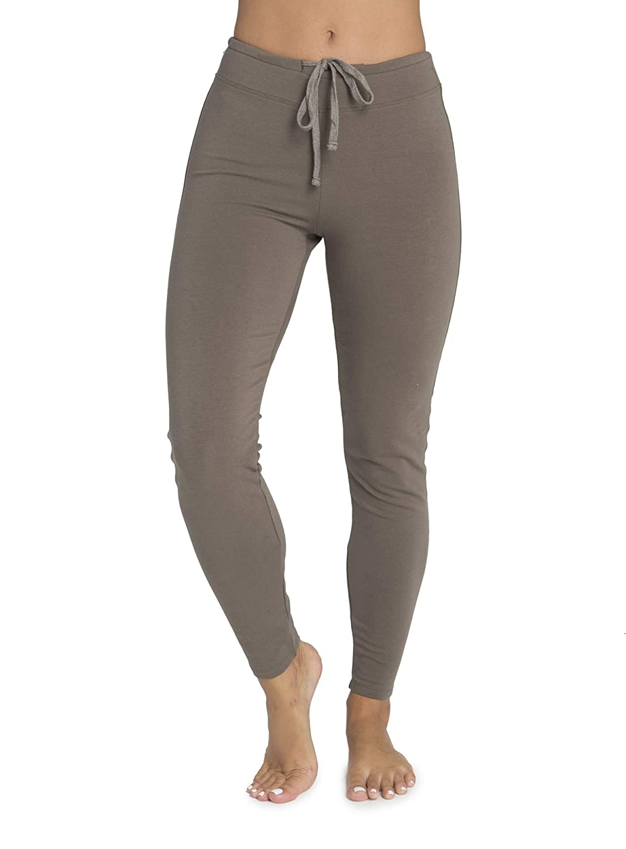 Barefoot Dreams Malibu Collection Women/'s Skinny Stretch Pant Yoga Leggings