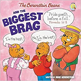 Book [(The Berenstain Bears and the Biggest Brag)] [By (author) Mike Berenstain] published on (December, 2014)