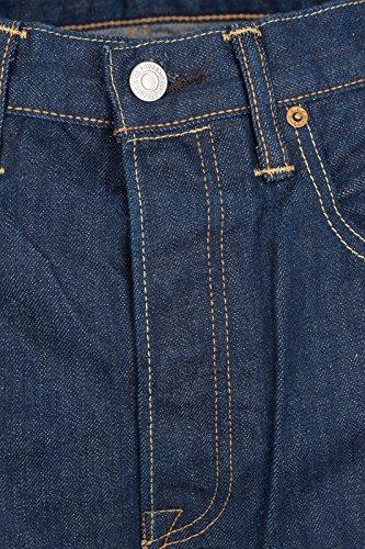 Levi's blau Original Jeans Blu Fit 501 Uomo qvacqwRpn1