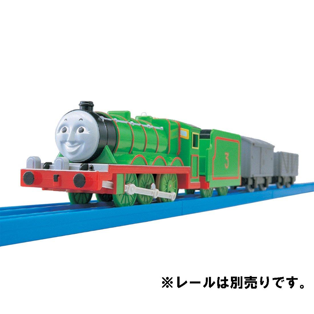 Amazon.com: THOMAS & FRIENDS: TS-03 Plarail Henry (Model Train) by ...