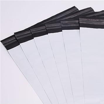 logei® 100ST plástico Sobres Bolsas de Envío pantalla Envío bolsillos bolsas para envío Ware bolsas de plástico para ropa y textiles autoadhesivo, ...