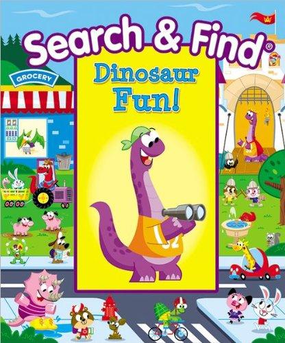 Dinosaur Fun! (Search & Find) ebook