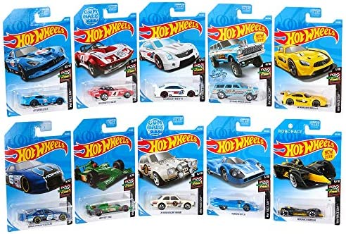 Hot Wheels Pack de Mini coches (Mattel GJK03) , color/modelo ...