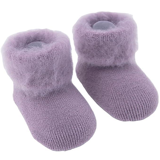 Amazon.com: everstars calcetines de bebé [delicado ...