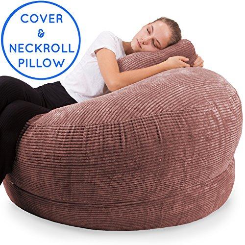 Incredible Premium 4 Feet Replacement Cover Stuffed Neckroll Pillow Machost Co Dining Chair Design Ideas Machostcouk
