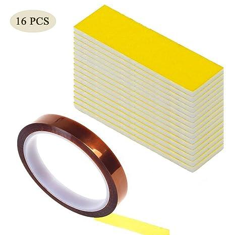 Nopson 15PCS Impresora 3D Algodón de bloque de calefacción con 1 ...