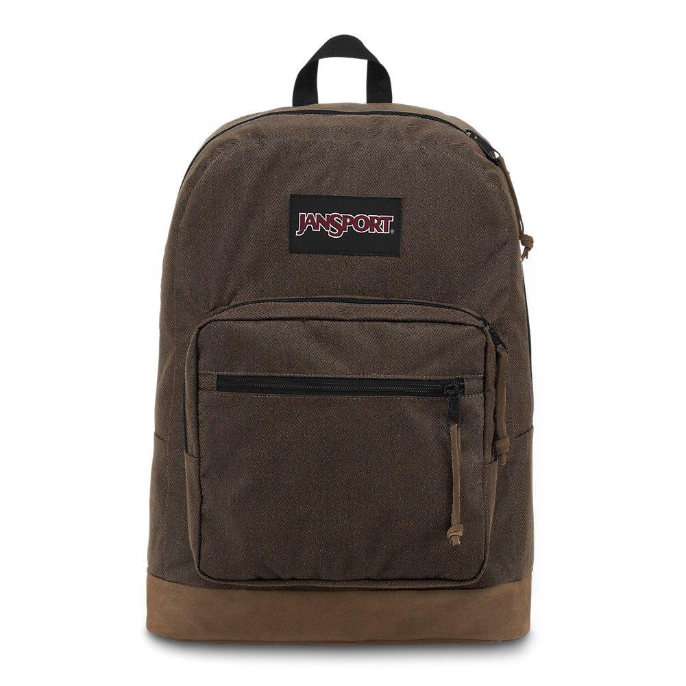 JanSport Right Pack Digital Edition Laptop Backpack - Wave Herringbone