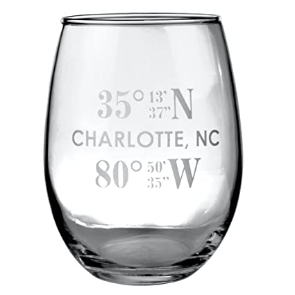 7c67e75255db Image Unavailable. Image not available for. Color: Stemless Wine Glass ...