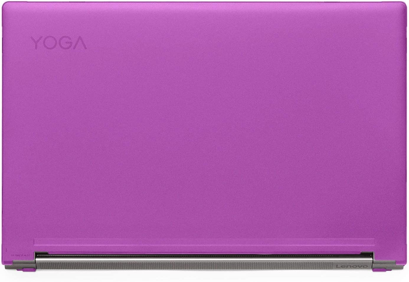 "mCover Hard Shell Case for 2020 15.6"" Lenovo Yoga C940 (15"") Series (NOT Fitting Older Yoga 900/910 / 920 / C930) multimode Laptop Computer (Purple)"